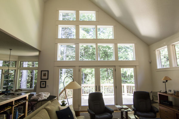 Custom Built - Wall of Windows - Oregon